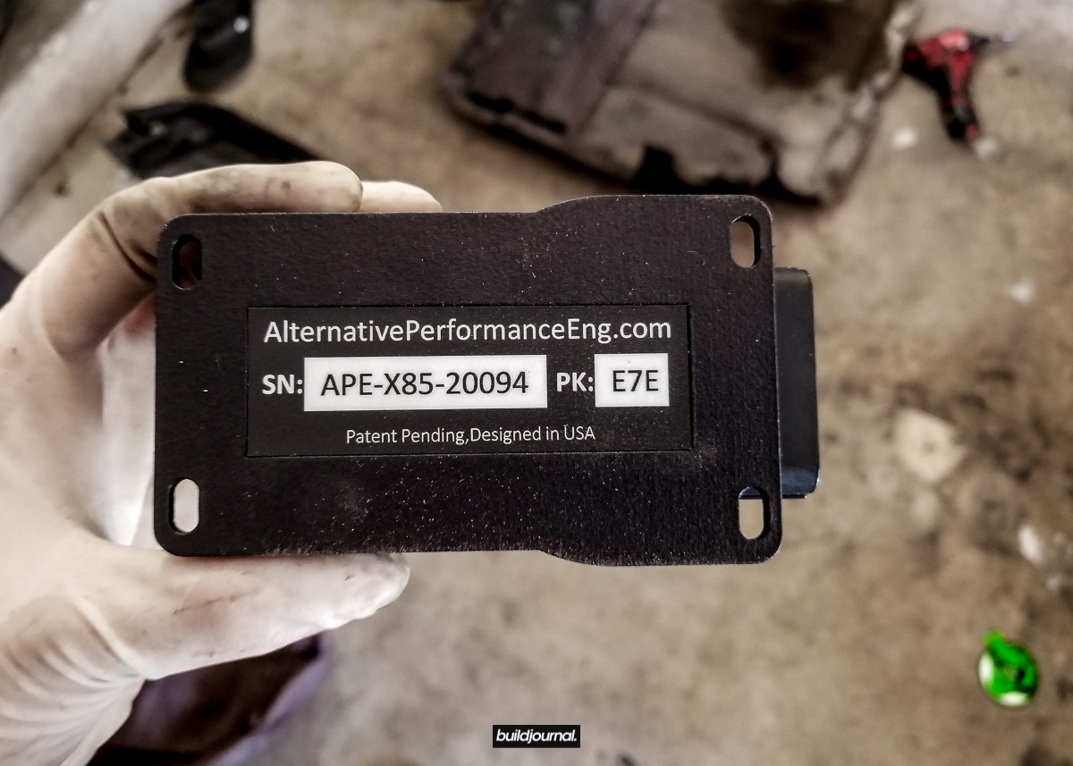 BMW E46 M3 APE E85 Flex Fuel Kit