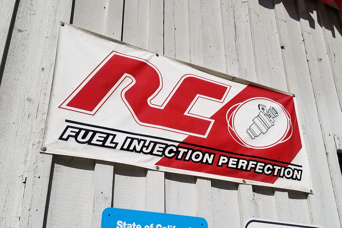 RC Fuel Injection - Injector Cleaning