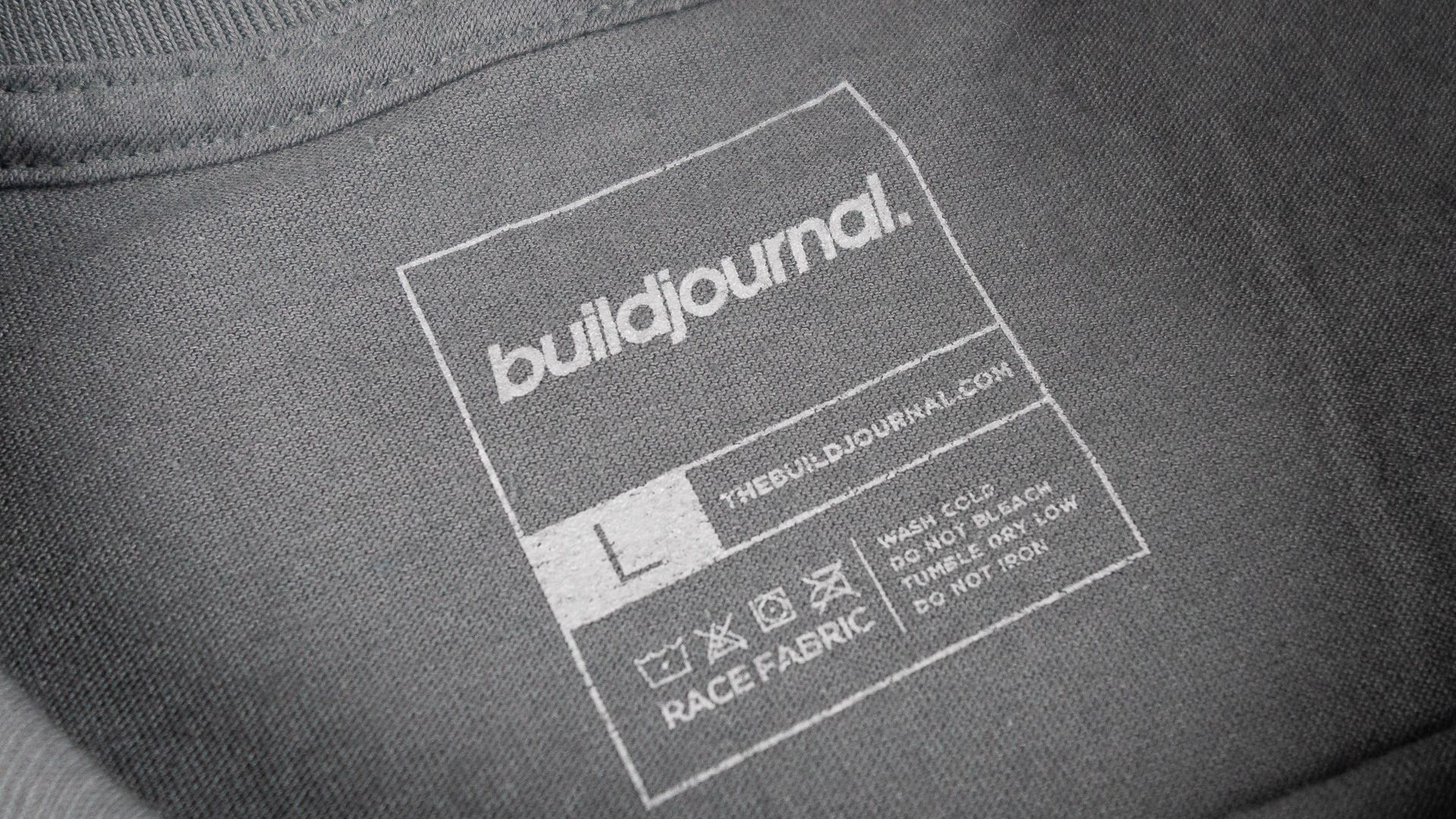 Buildjournal B Pocket T-Shirt