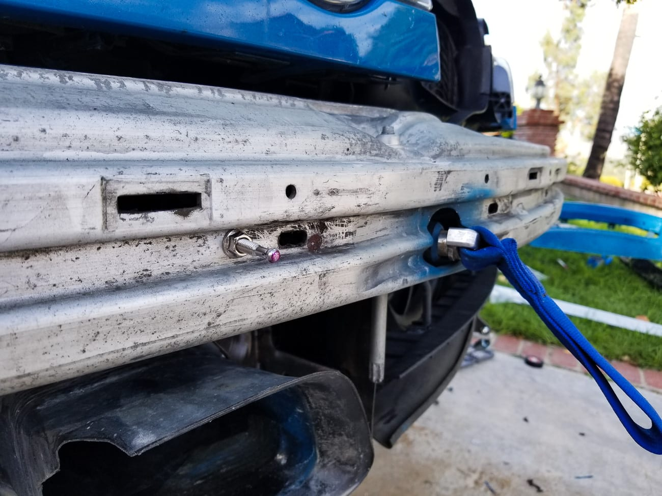 Quick Latch Quick Release Bumper Install DIY