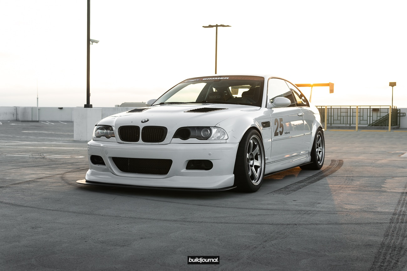 Buildjournal E46 M3