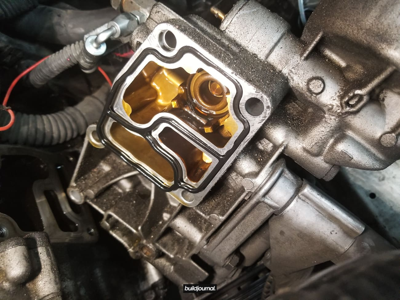 E46 M3 Oil Diverter DIY