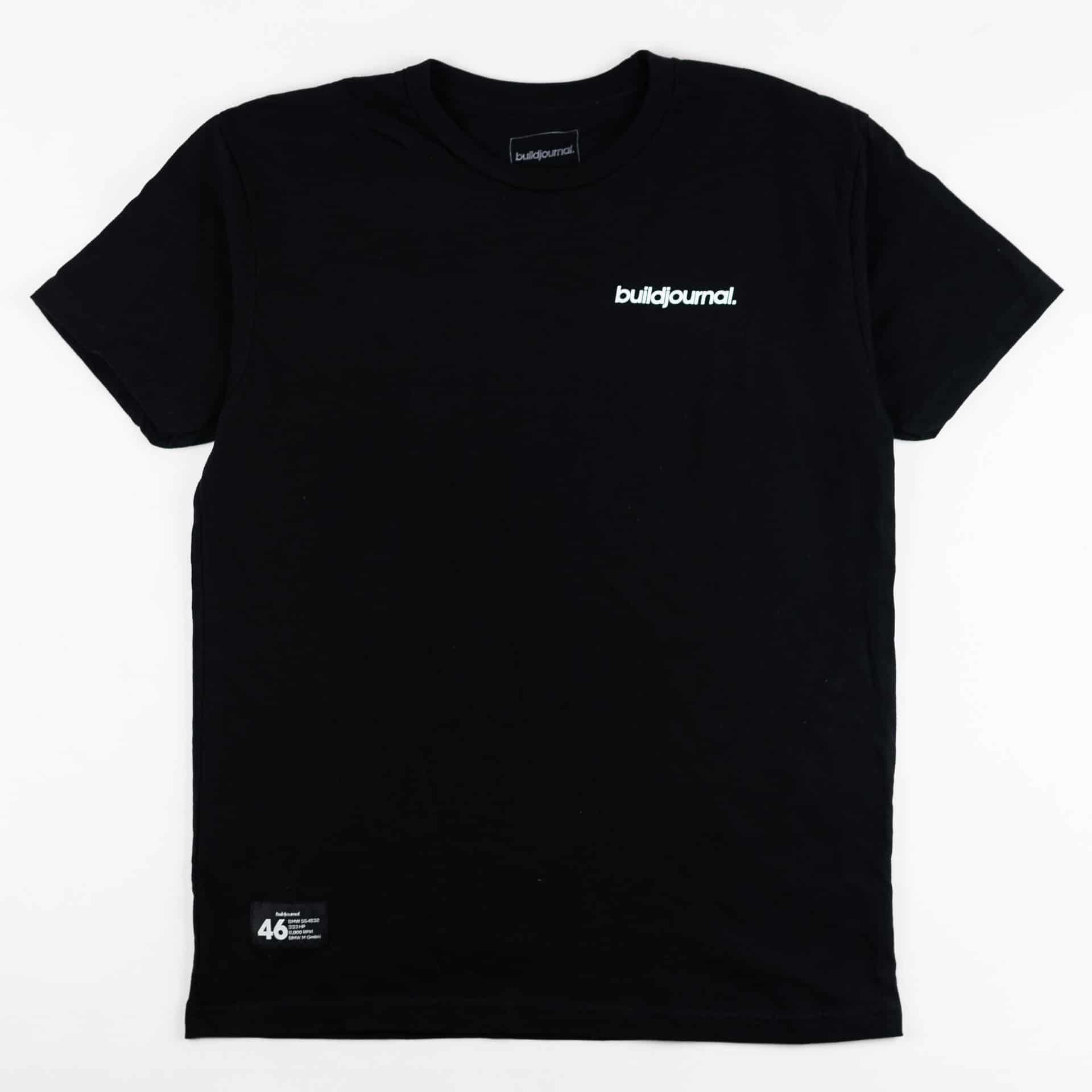 Buildjournal Signature Tee