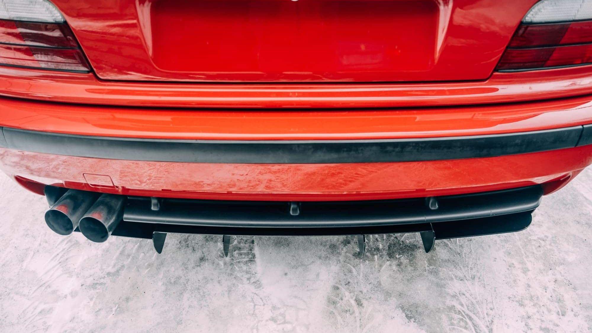 E36 M3 Diffuser V3 LTW - FANCYWIDE