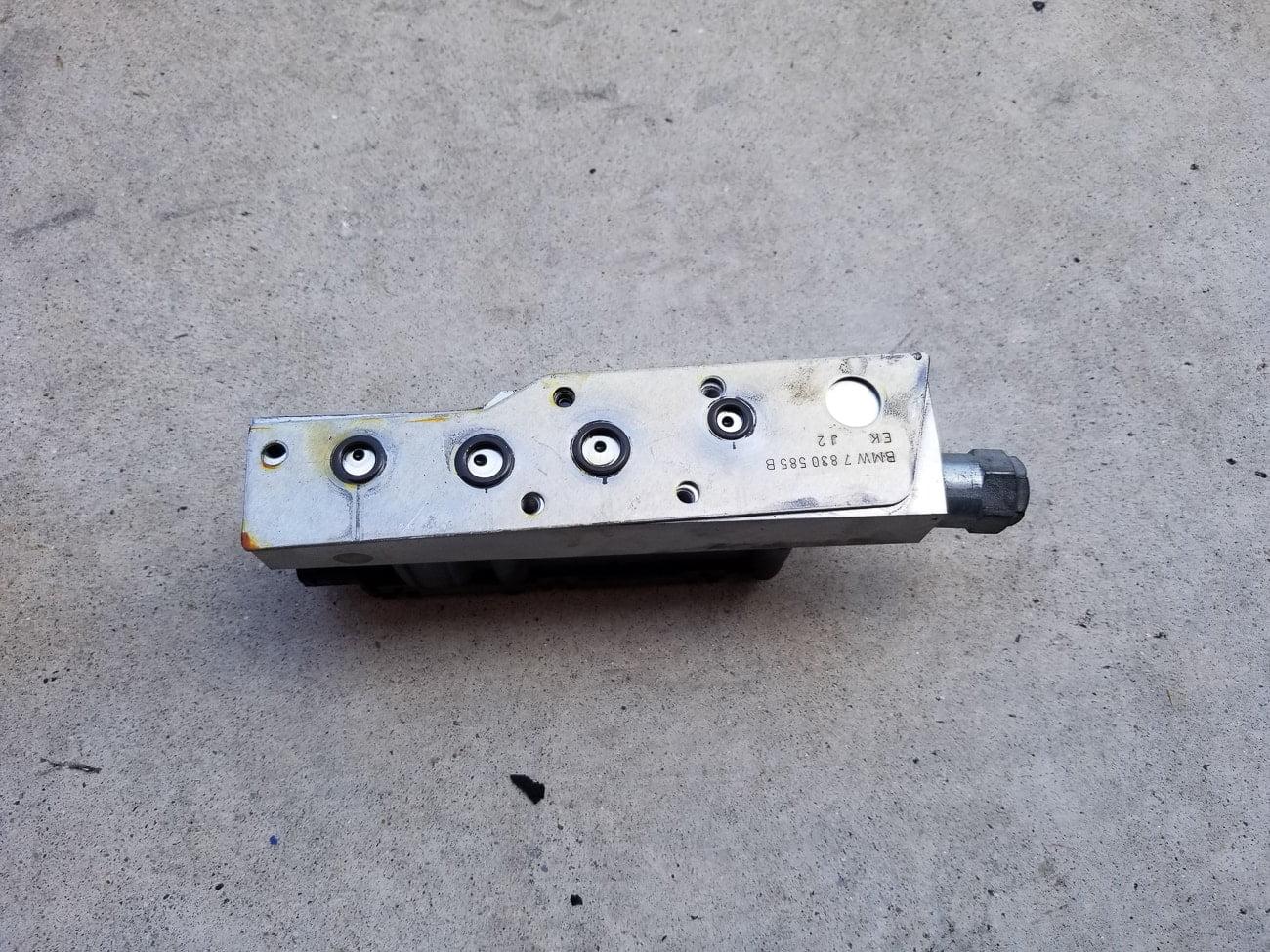 E46 M3 VANOS Solenoid DIY
