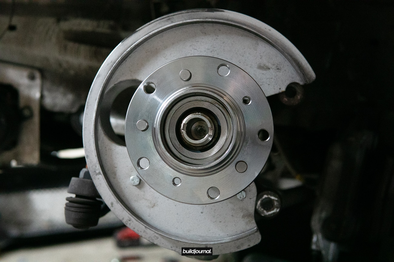 BMW E46 M3 Wheel Bearing DIY