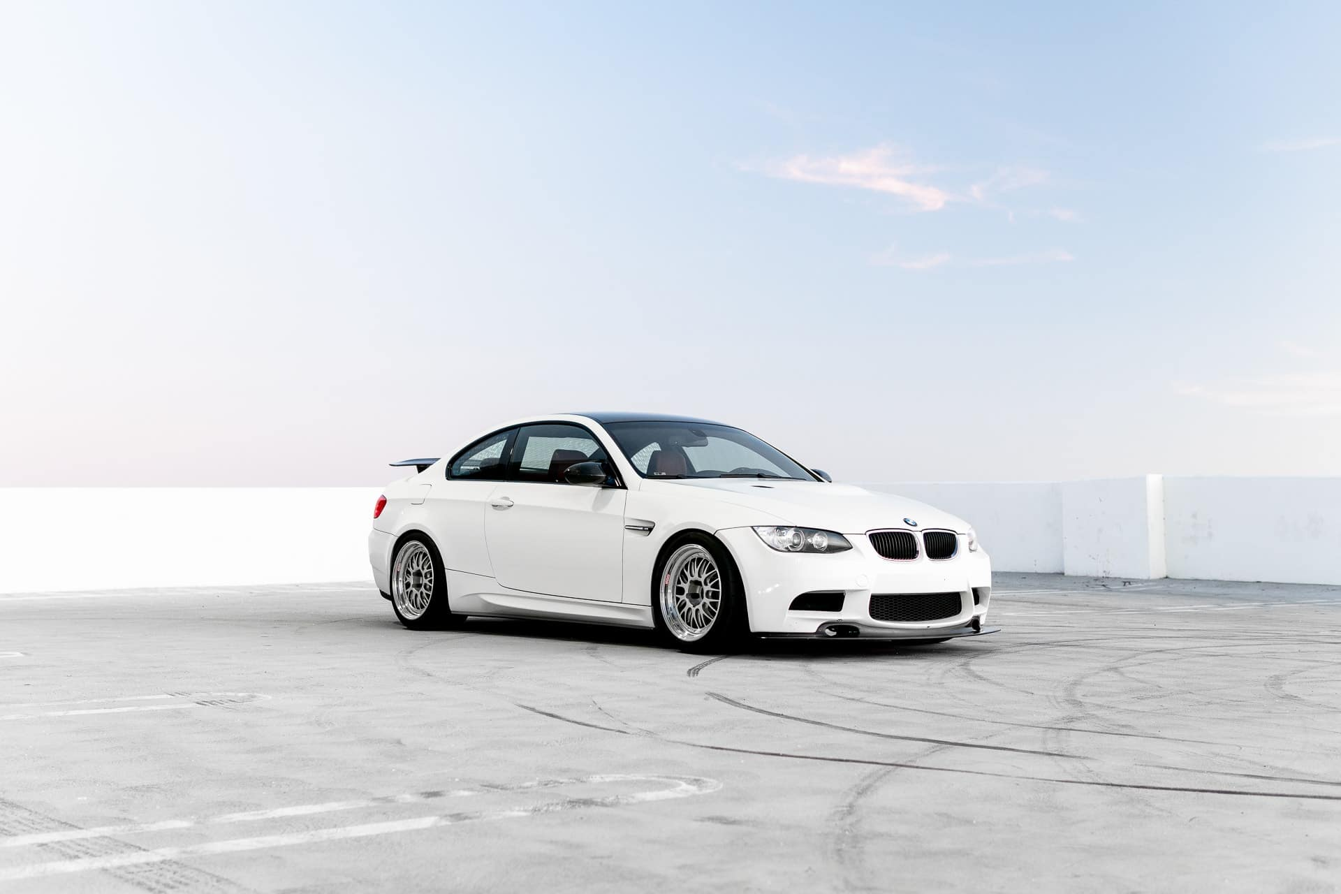 GT4 Carbon Fiber Lip - E90 E92 E93 M3