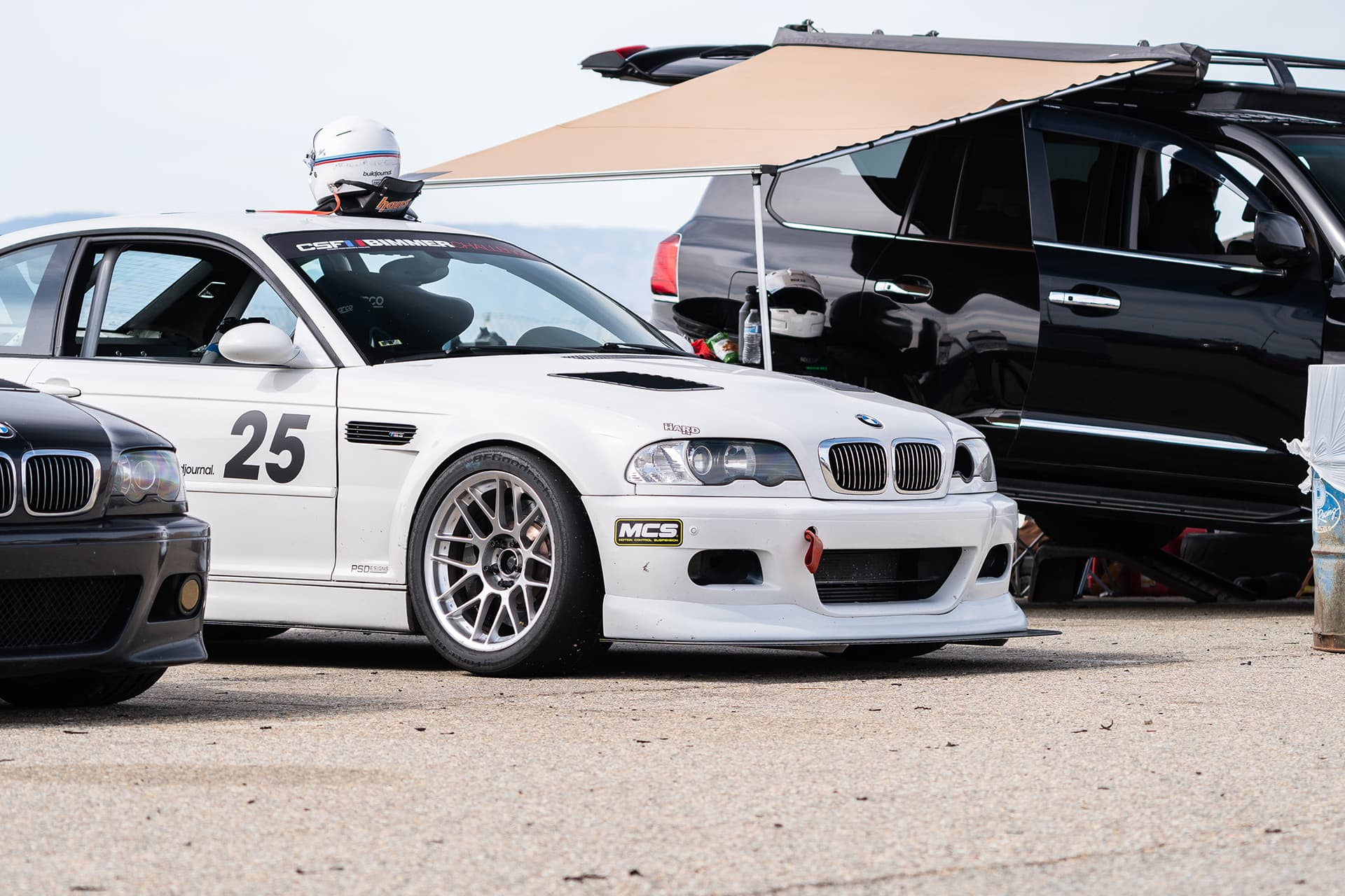 Buildjournal E46 M3 Aero Program