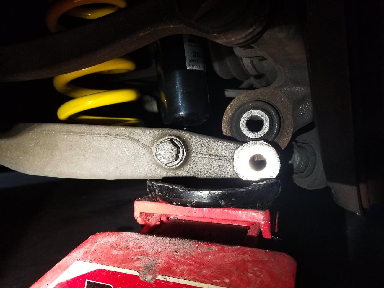 E90 E92 M3 Coilover Install DIY
