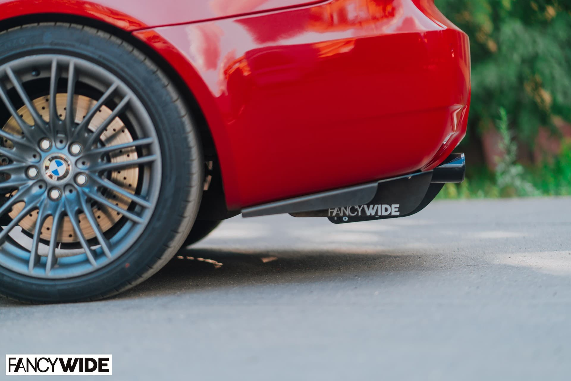 Fancywide E90 M3 Rear Diffuser