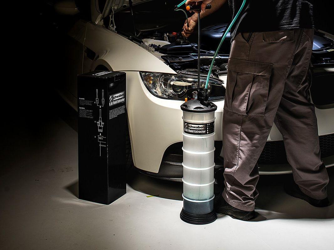 Schwaben Oil & Fluid Extractor