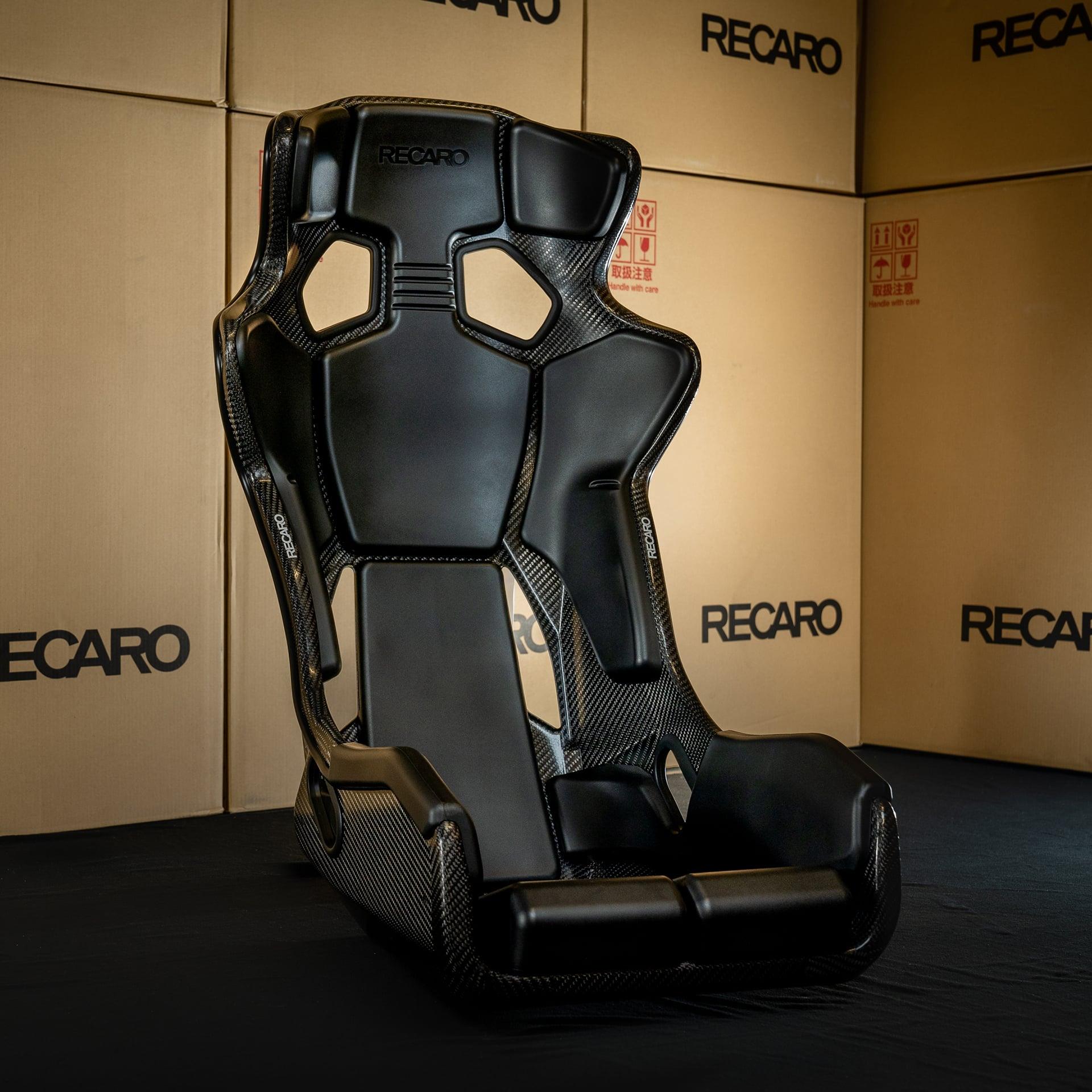 Recaro Pro Racer Rms 2600a Carbon Fiber Bucket Seat Buildjournal