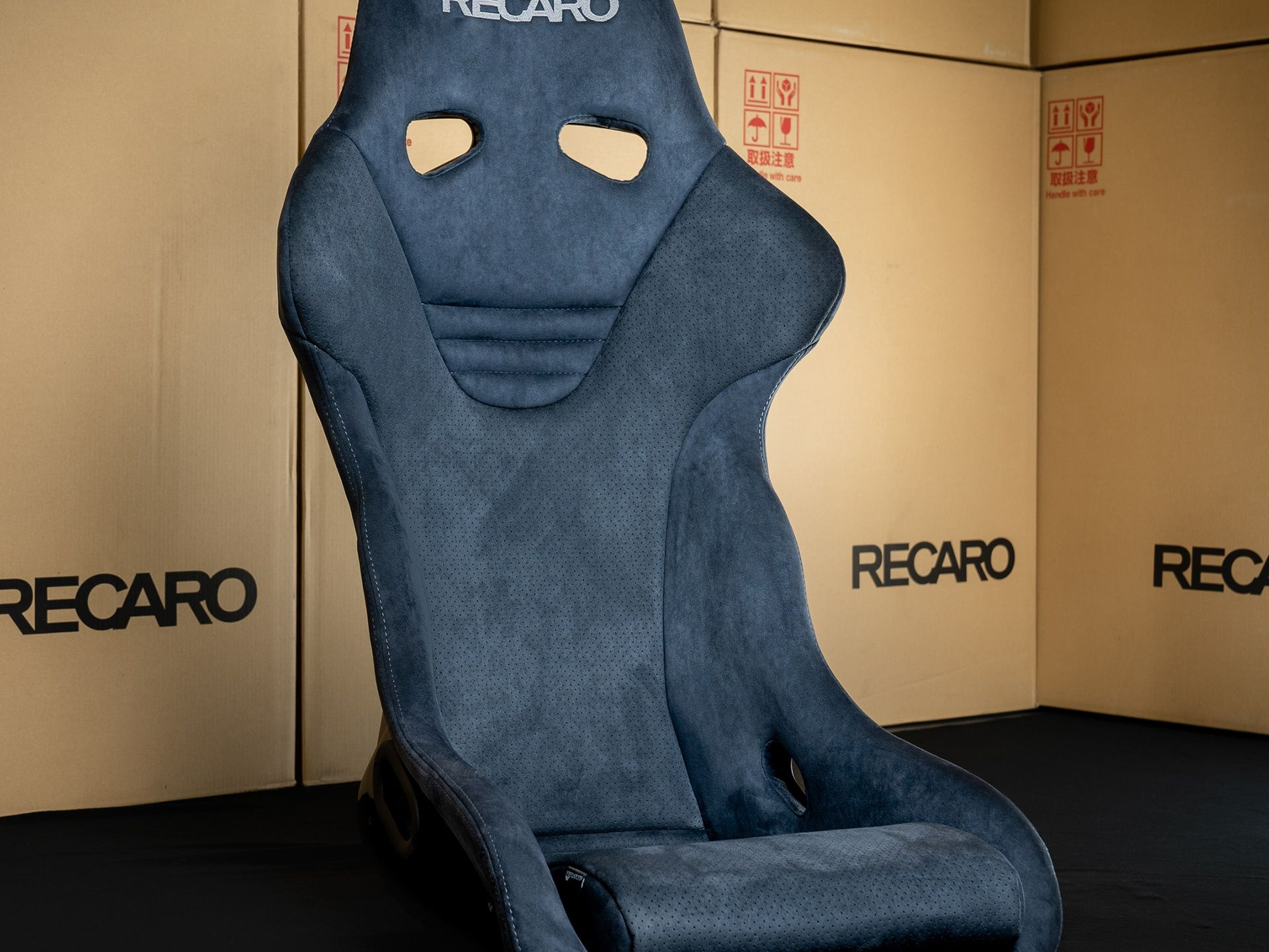 Recaro Bucket Seat RS-G ALCANTARA