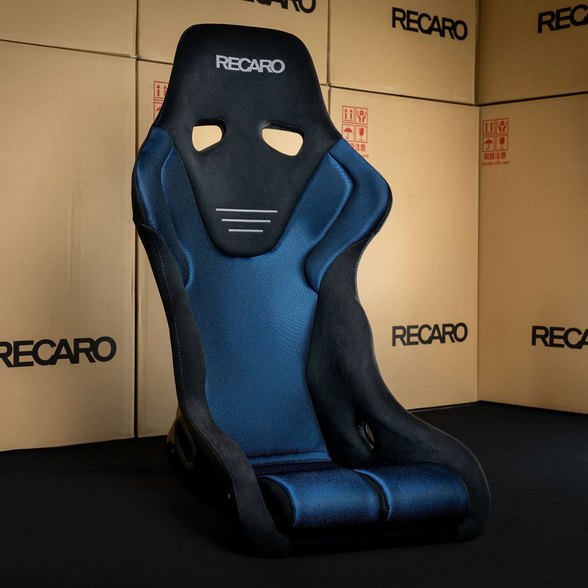 Recaro Bucket Seat RS-G GK BLUE