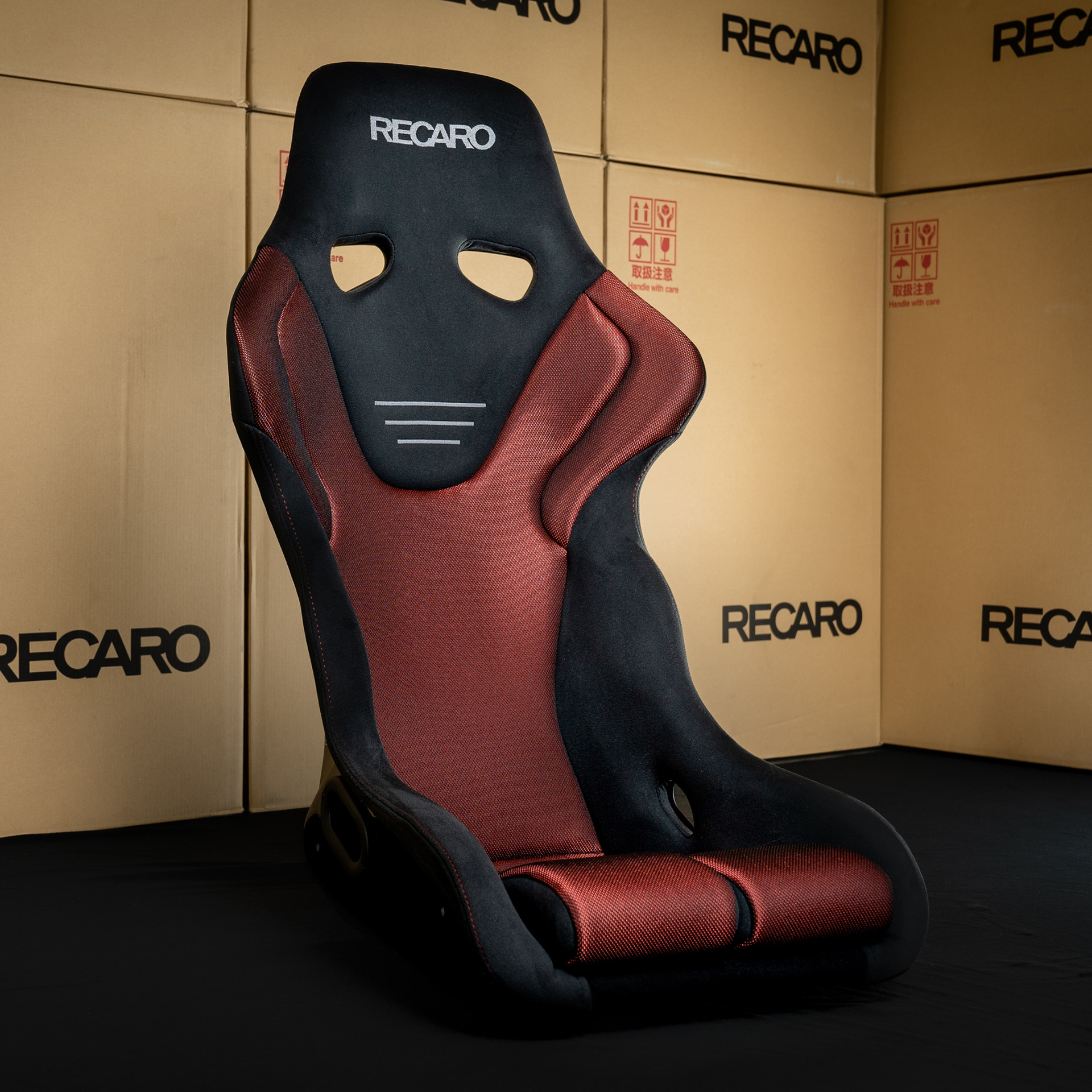 Recaro Bucket Seat RS-G GK RED