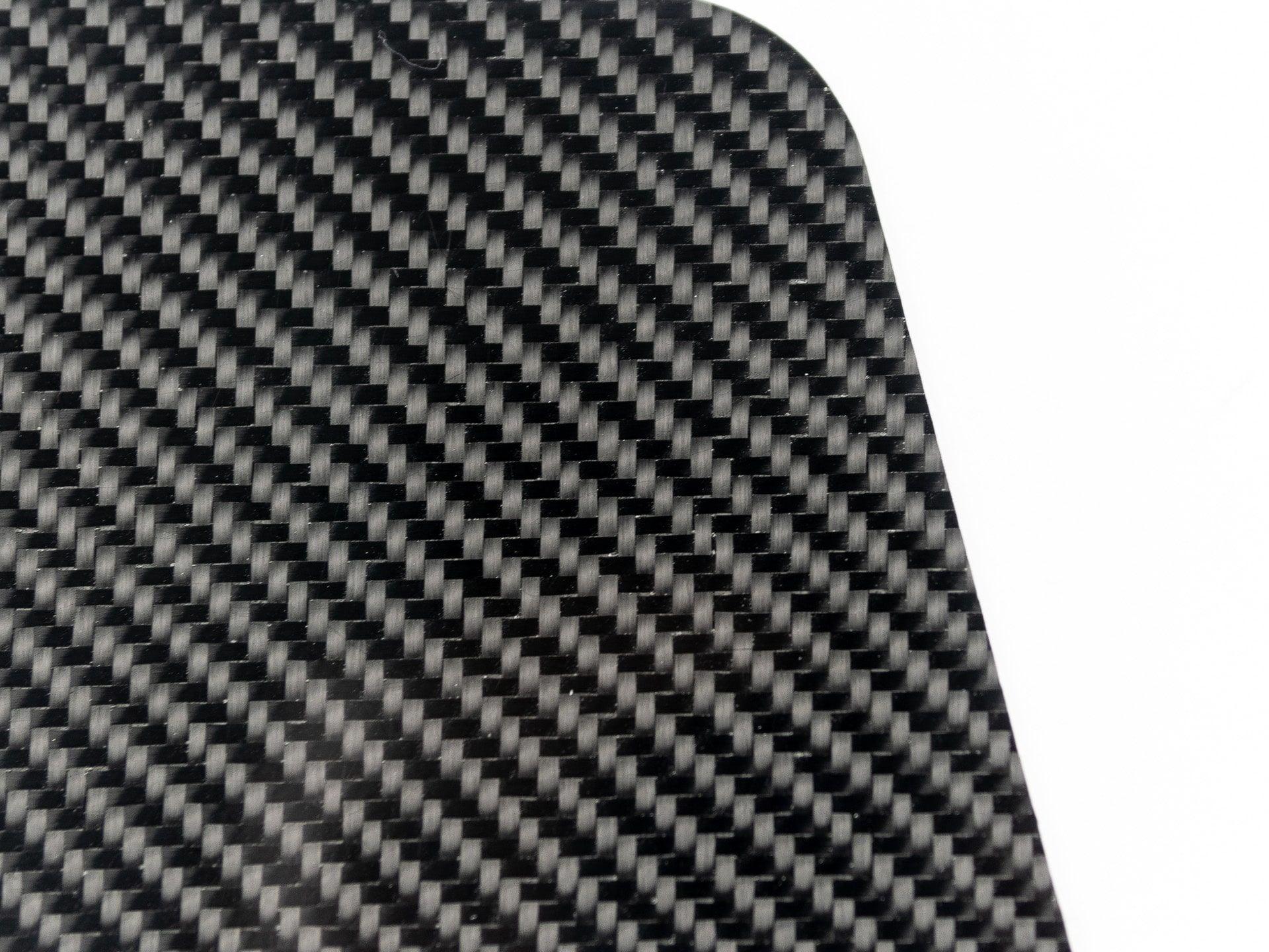 RSFuture Universal Splitter Winglets - Carbon Fiber