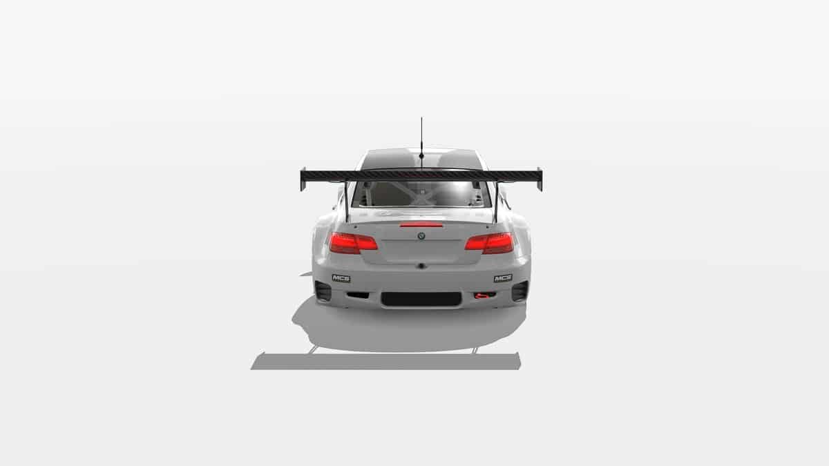BMW E92 M3 GT2 @ Buttonwillow CW13 - 1:39.902 [Assetto Corsa]