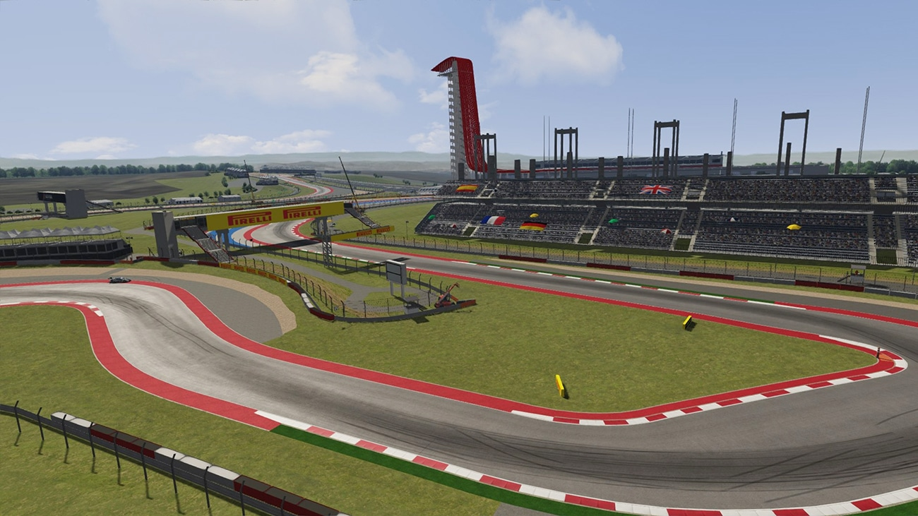 Assetto Corsa Circuit of the Americas