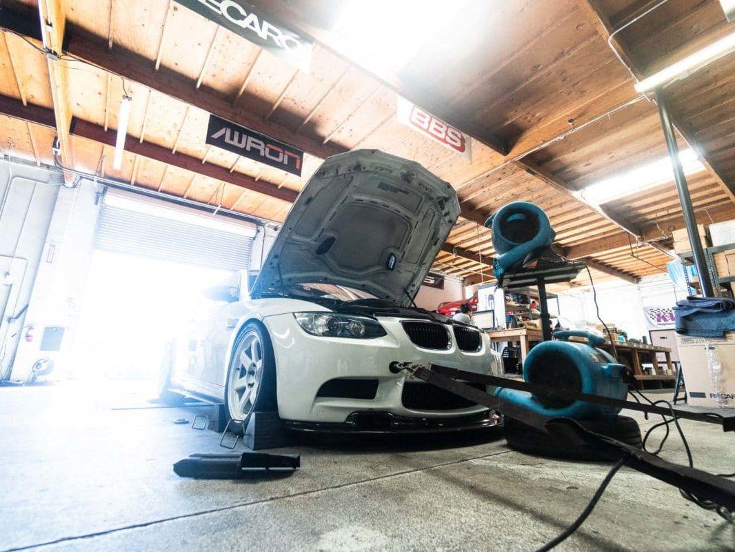 E90 E92 E93 BMW M3 B-SPEC TUNE BUILDJOURNAL