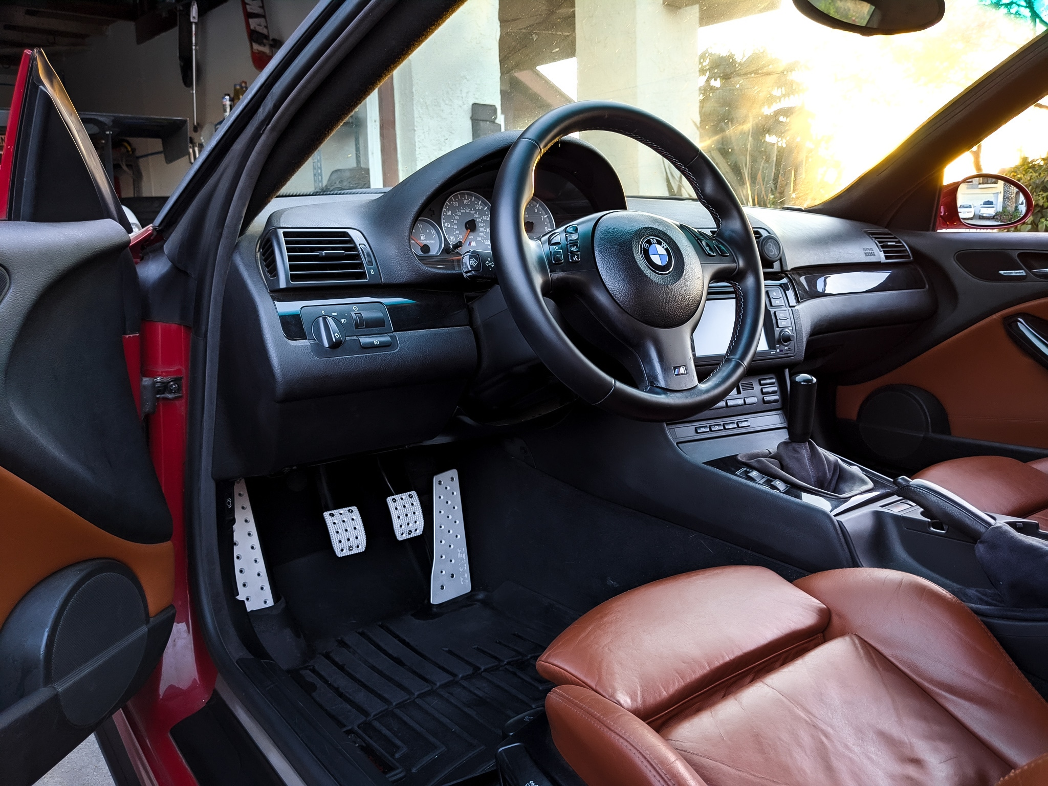BMW E46 M3 Pedal Set - Turner Motorsport