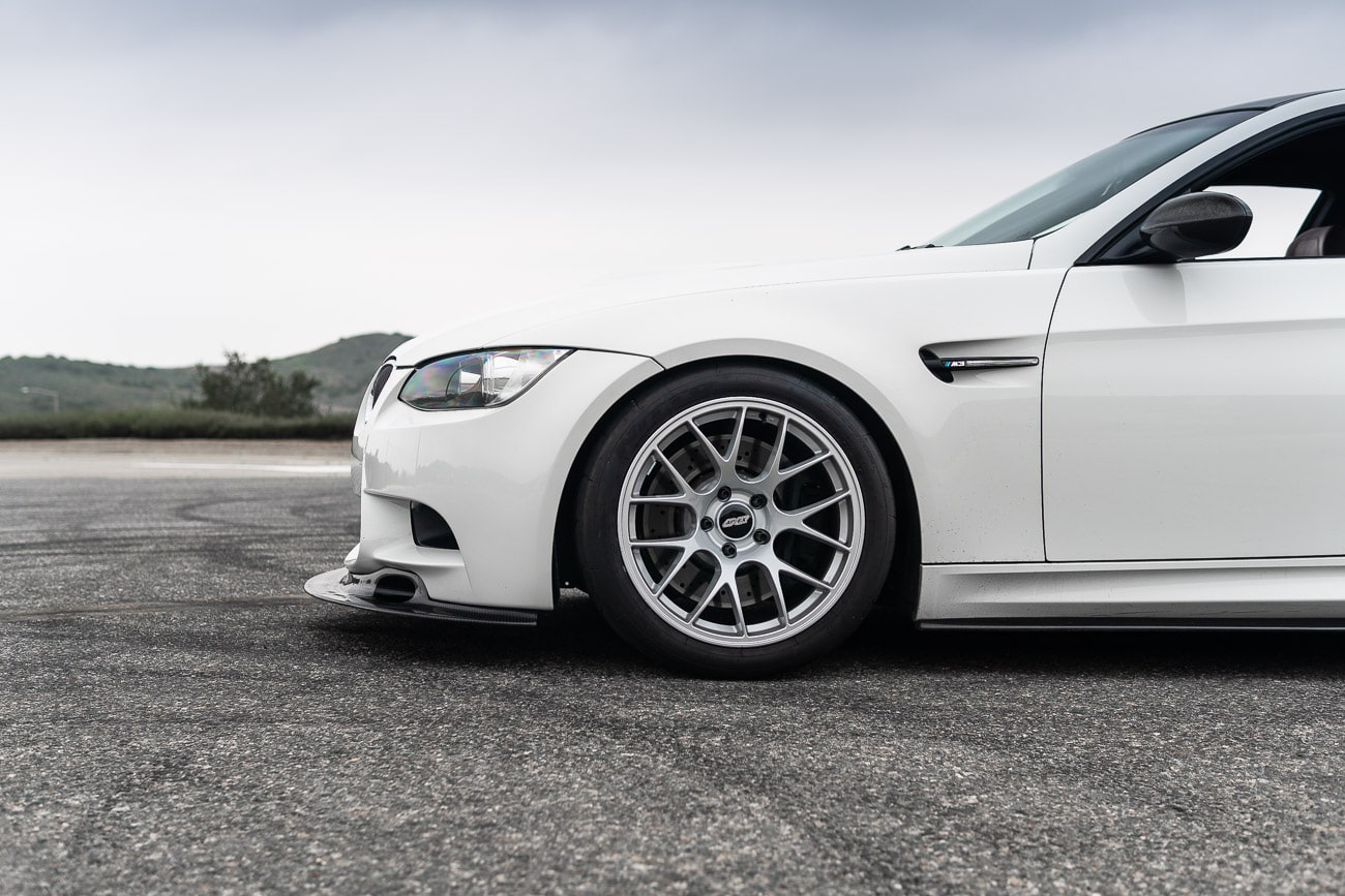 APEX EC-7 on E92 M3
