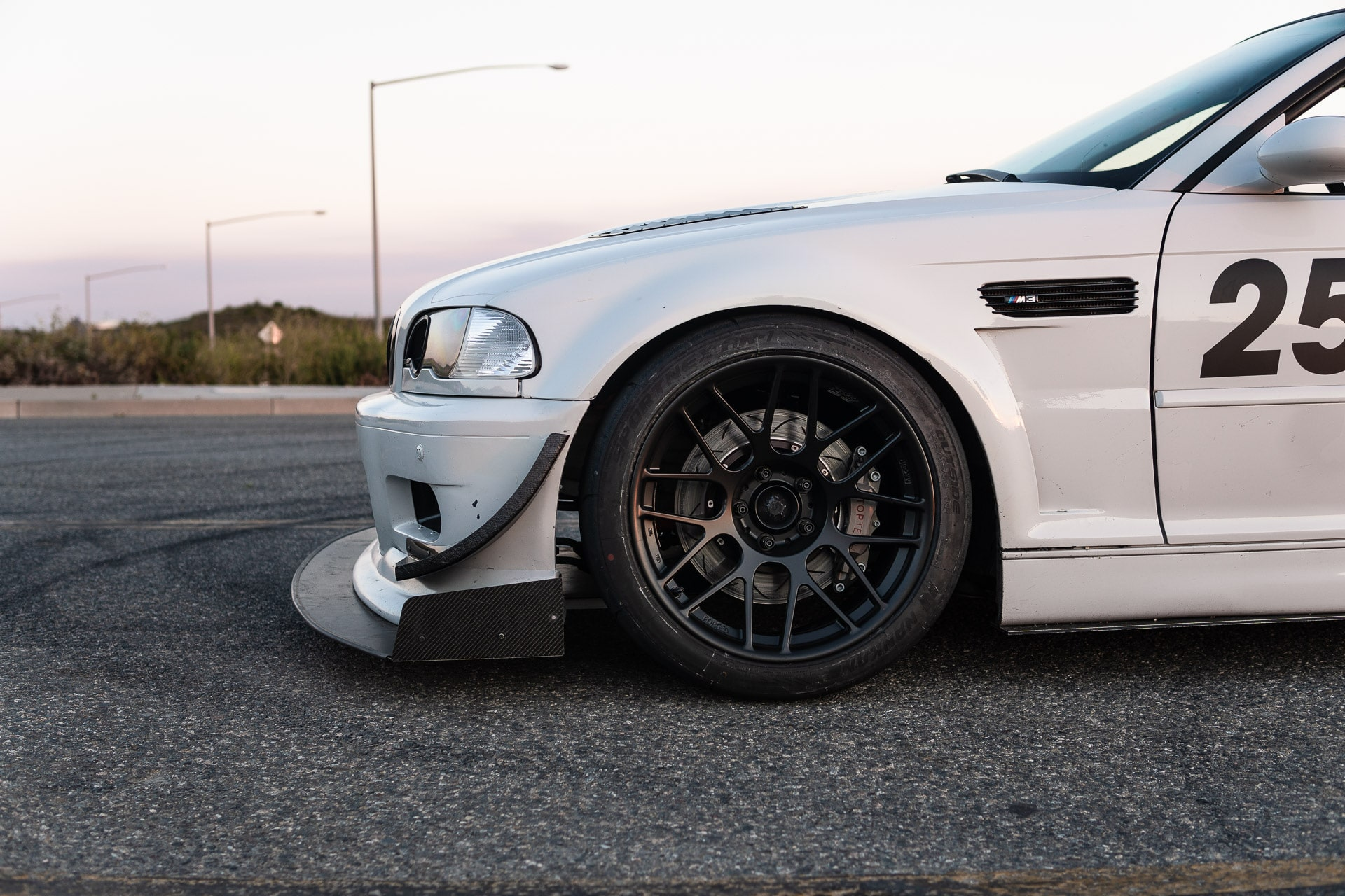 Buildjournal E46 M3 on APEX ARC-8R Forged