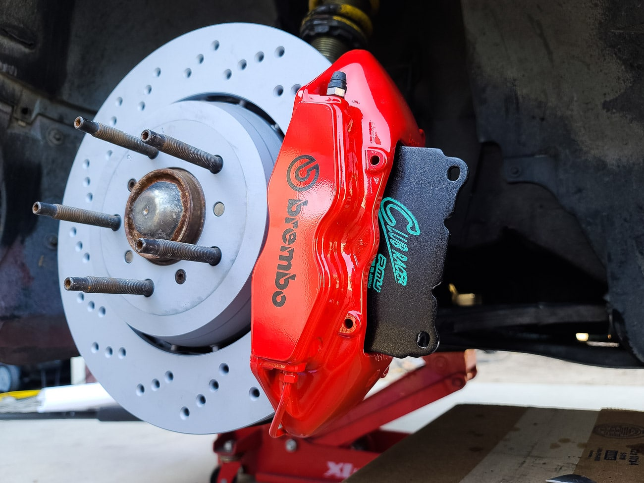 E46 M3 Megane RS Brembo BBK Retrofit Install DIY