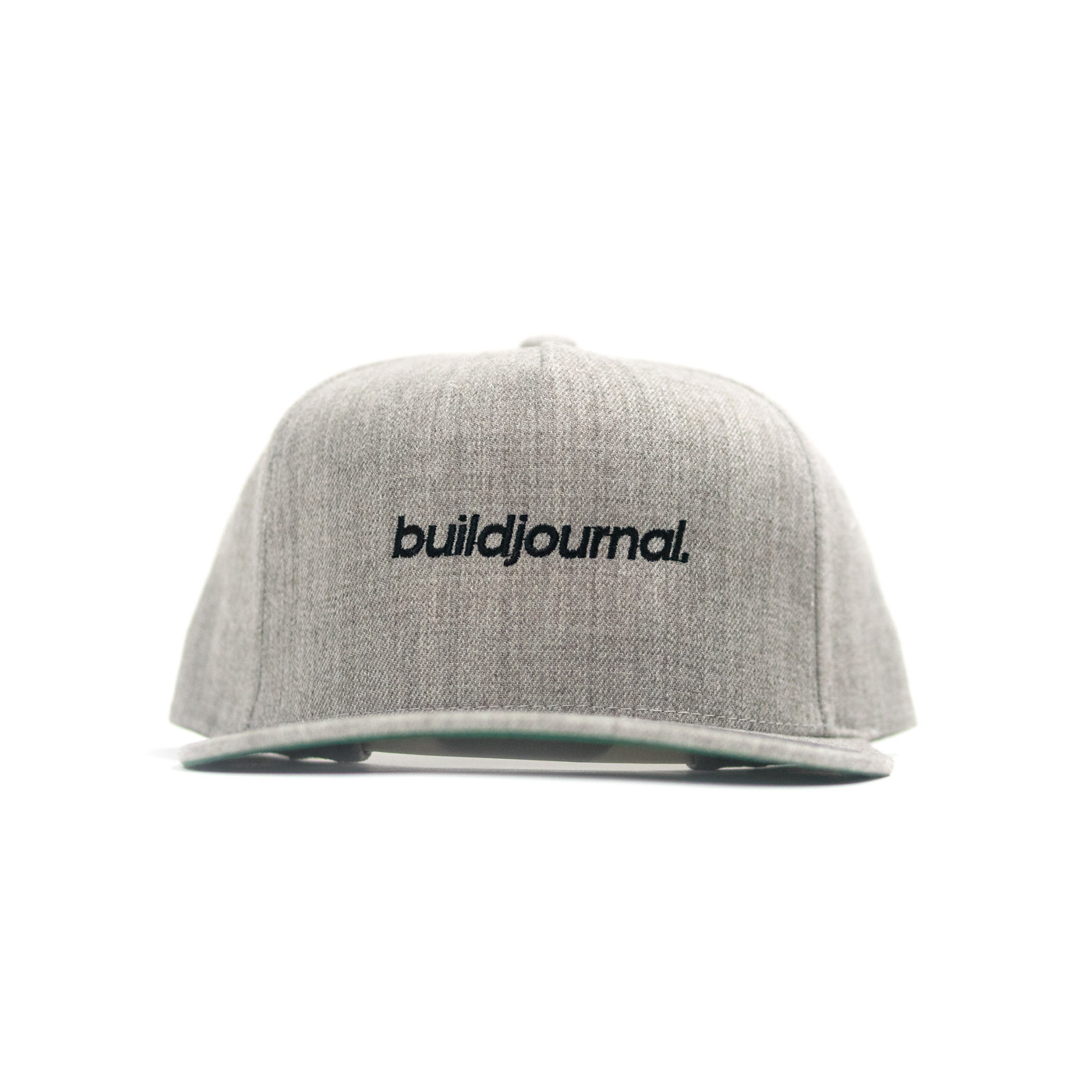 Buildjournal Signature Snapback Hat