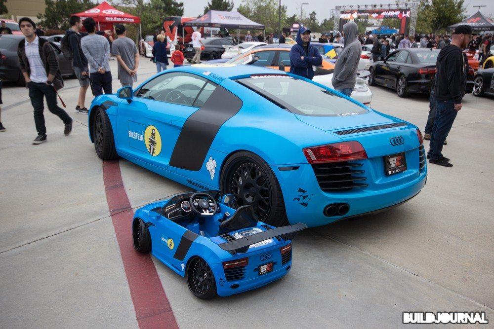 Audi R8 - Targa Trophy