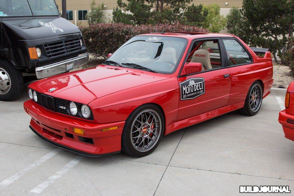 BMW E30 M3 - Targa Trophy