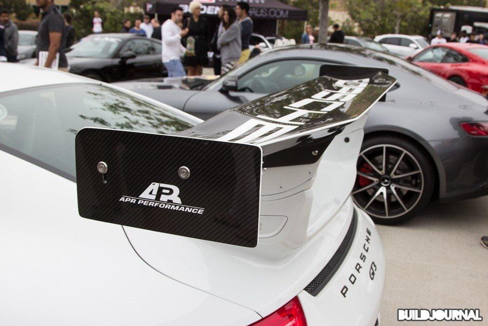 Porsche GT3 - Targa Trophy