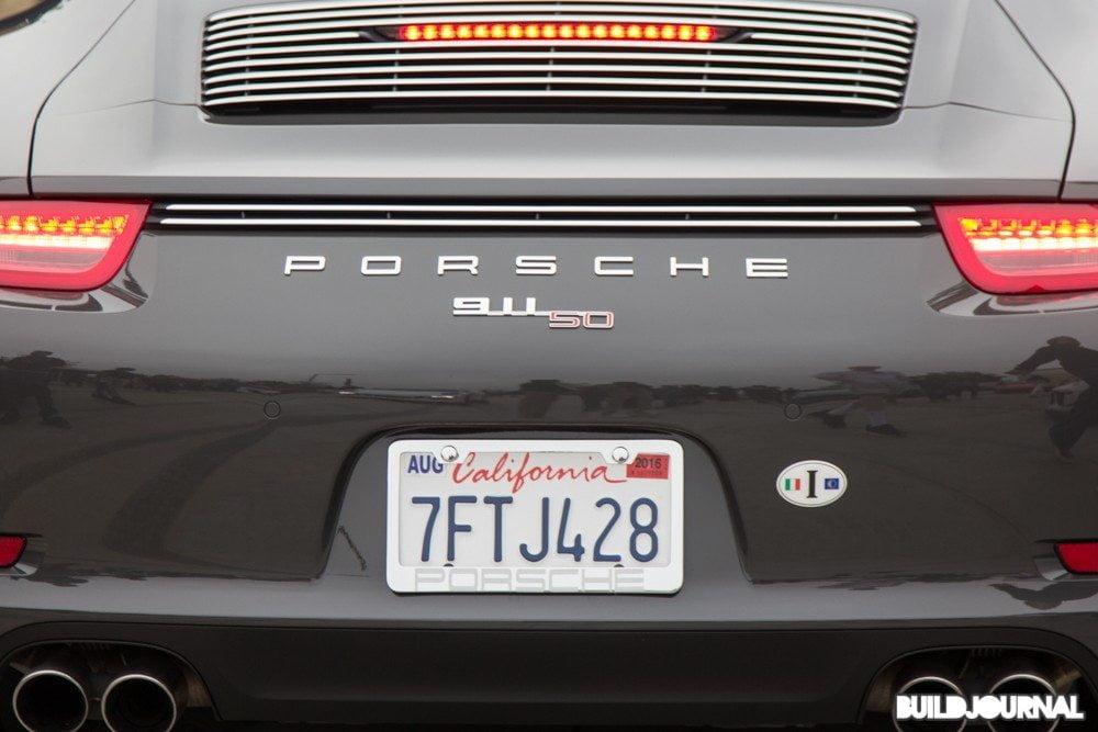 Porsche 911 50 - Targa Trophy