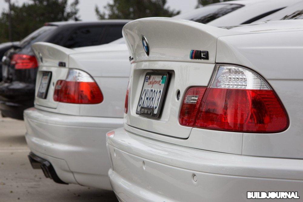 BMW E46 M3 - Targa Trophy